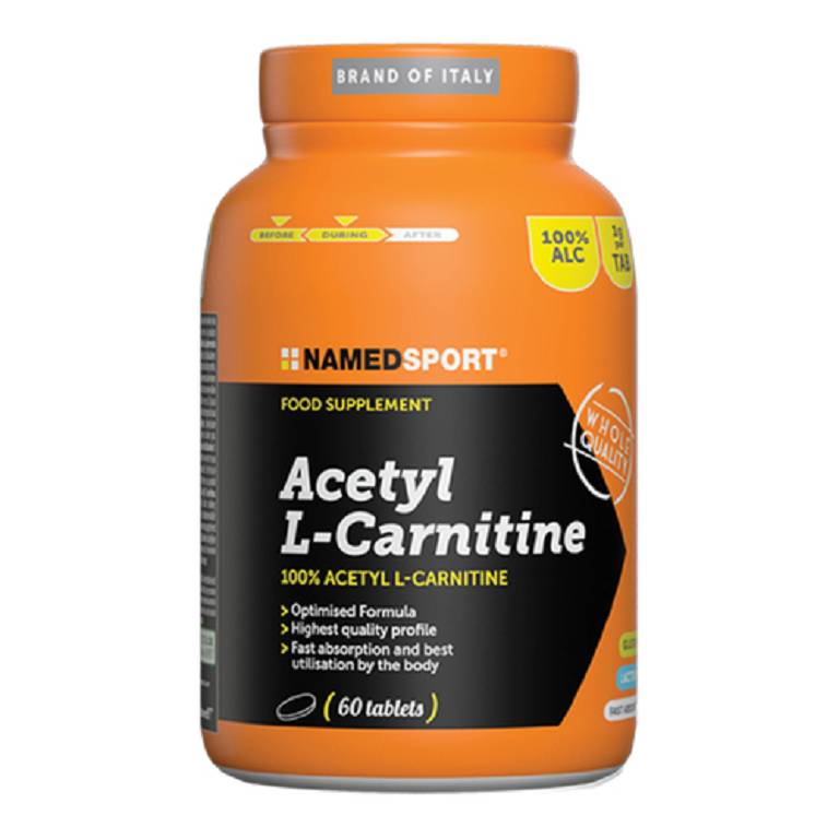 ACETYL L-CARNITINE 60CPS