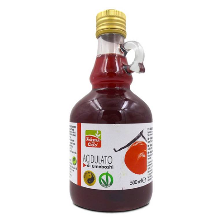 ACIDULATO UMEBOSHI 250ML
