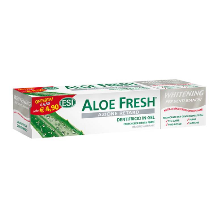 ALOE FRESH WHITEN RETARD 100ML