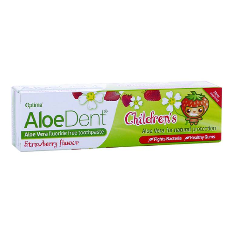 ALOEDENT CHILDREN DENTIFRICIO