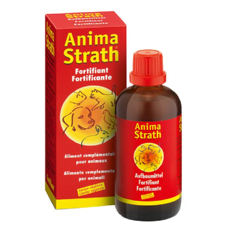 ANIMA STRATH MANG LIQ 100ML
