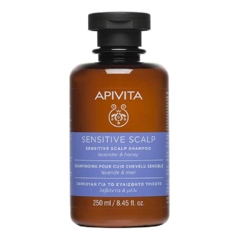 APIVITA SH SENSITIVE 250ML/19