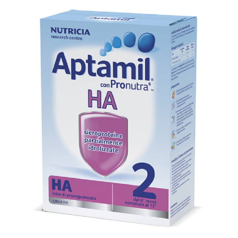 APTAMIL HA 2 LATTE 600G