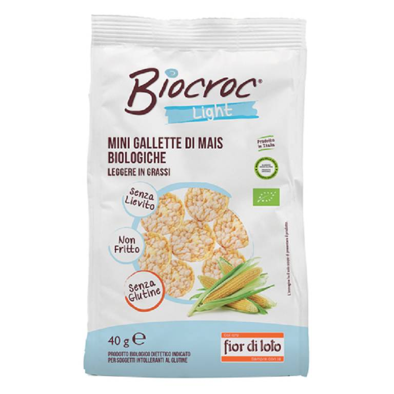 BIOCROC MINI GALLET MAIS LIGHT