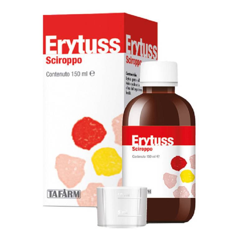 ERYTUSS SCIROPPO 150ML