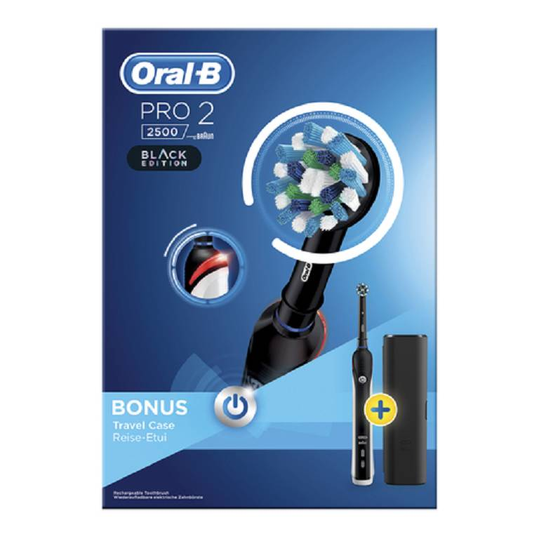 ORAL-B POWER 2500 BLACK